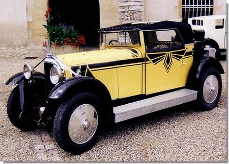 automobiles voisin c15. Black Bedroom Furniture Sets. Home Design Ideas