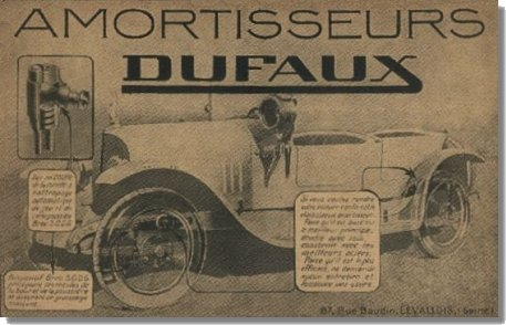 automobiles voisin automobilia publicit s li es. Black Bedroom Furniture Sets. Home Design Ideas